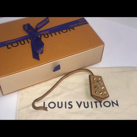 Louis Vuitton Accessories - Authentic Louis Vuitton clochette studded charm
